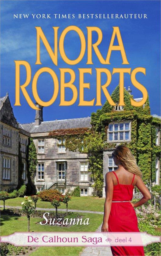 De Calhoun Saga 4 - Suzanna - Nora Roberts |