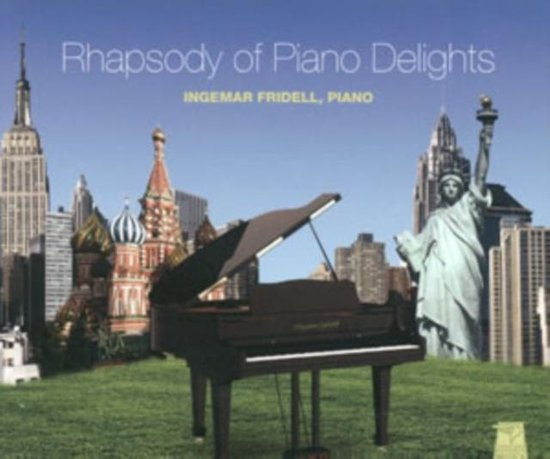 Rhapsody Of Piano Duets