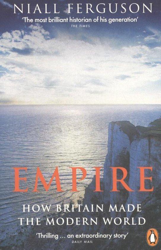 Boek cover Empire van Niall Ferguson (Paperback)