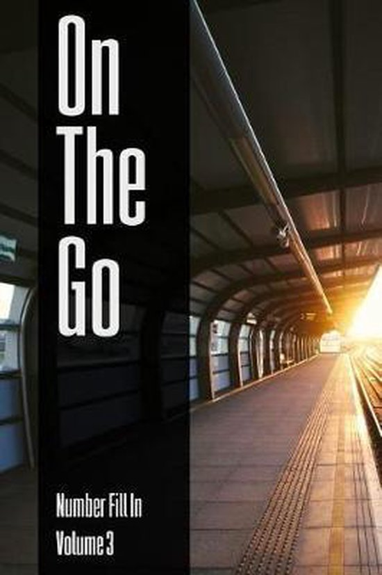 On the Go - Number Fill in - Volume 3