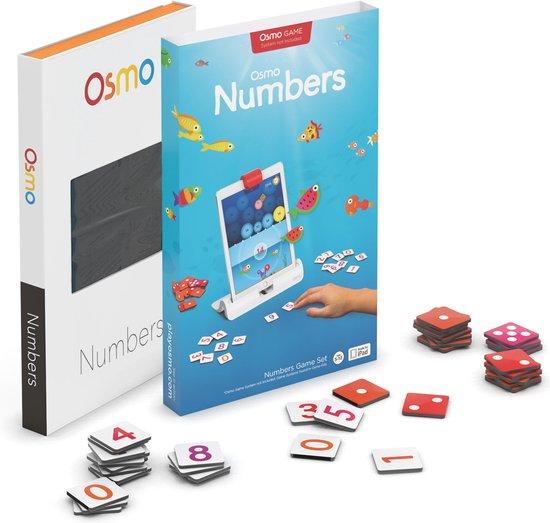 Osmo Numbers (Uitbreidingsspel) – Educatief speelgoed voor iPad