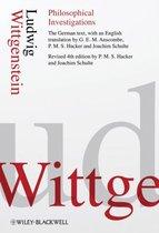 Boek cover Philosophical Investigations van Ludwig Wittgenstein (Paperback)