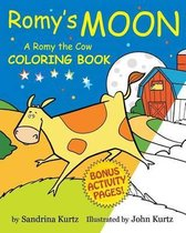 Romy's Moon Coloring Book