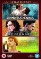 Anna Karenina, Atonement en Pride & Prejudice in 1 box ( IMPORT )