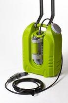 GRS Aqua2go Pro mobiele hogedrukreiniger - 10 bar - 40 l/u