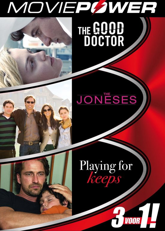 Cover van de film 'Moviepower Box 8'