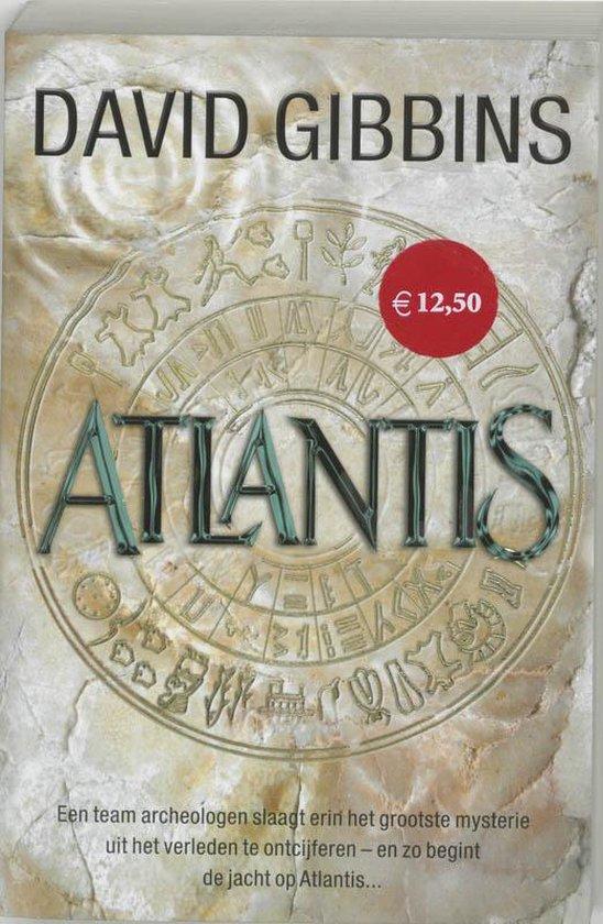 Atlantis - David Gibbins |