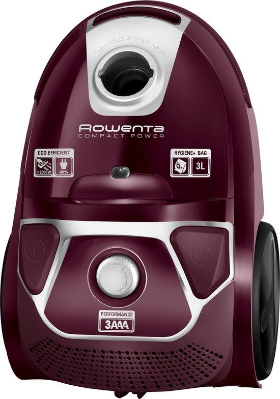Rowenta Compact Power Home & Car RO3969 - Stofzuiger met zak