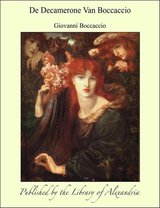 Boek cover De Decamerone Van Boccaccio van Giovanni Boccaccio