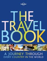 Boekomslag van 'Lonely Planet The Travel Book'