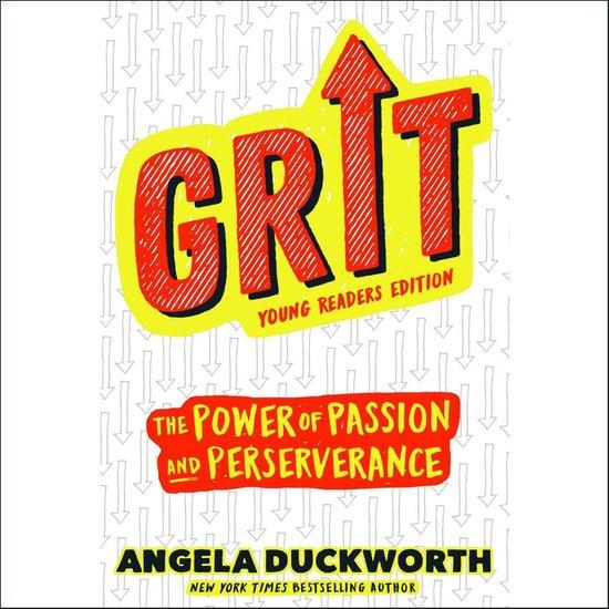 Boek cover Grit van Angela Duckworth (Onbekend)