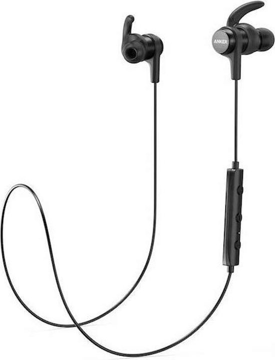 Anker Soundbuds Flow Bluetooth 5.0 in Ear Headset, sport, waterproof 12-uur-speelduur/microfoon.