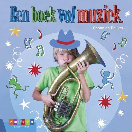 Leesserie Estafette  -   Een boek vol muziek