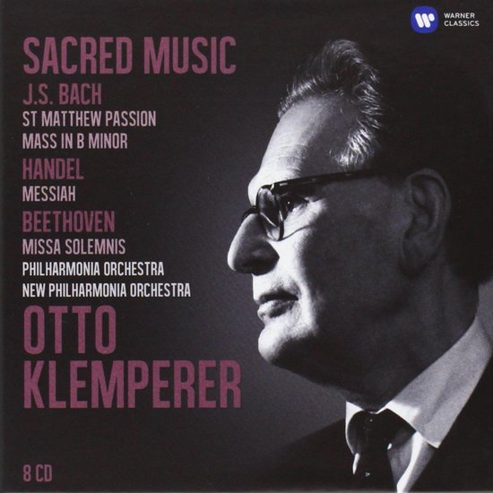 The Klemperer Legacy: Sacred W