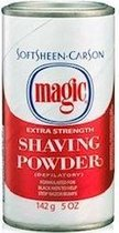 Magic Shaving Powder Red