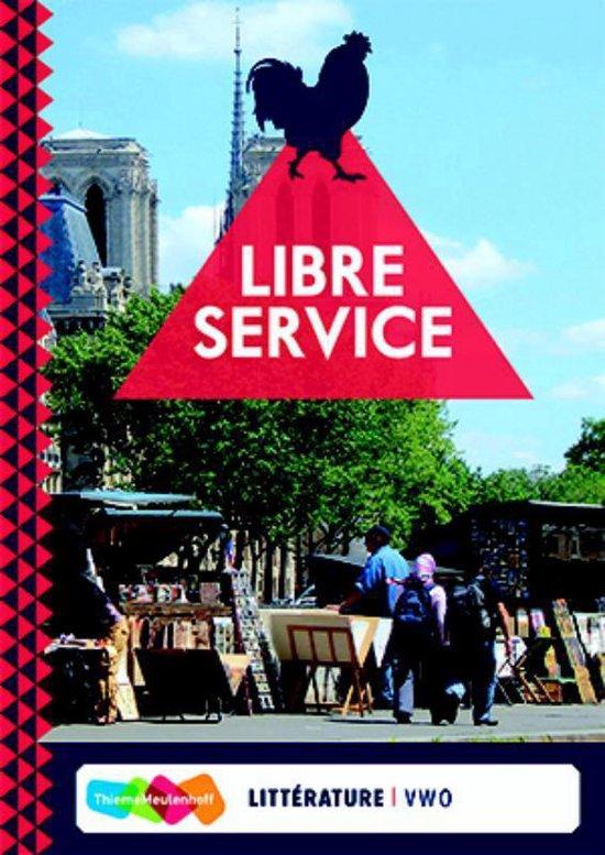 Libre Service VWO Litérature - Karin de Jonge |