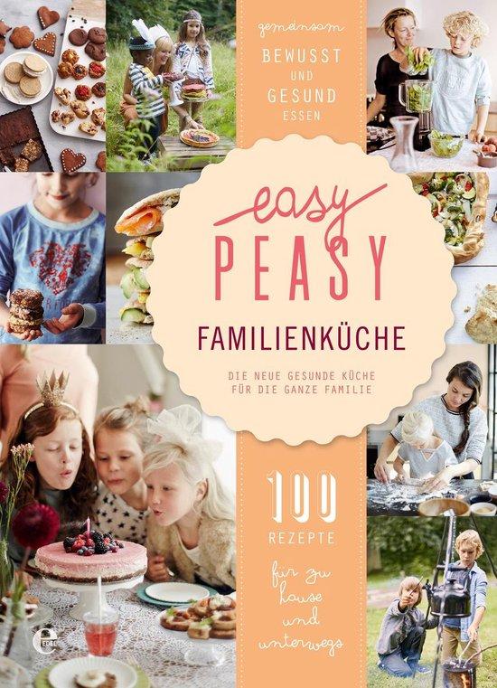 Boek cover Easy Peasy Familienküche van Vera van Haren (Onbekend)