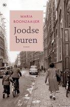Boek cover Joodse buren van Maria Boonzaaijer (Onbekend)