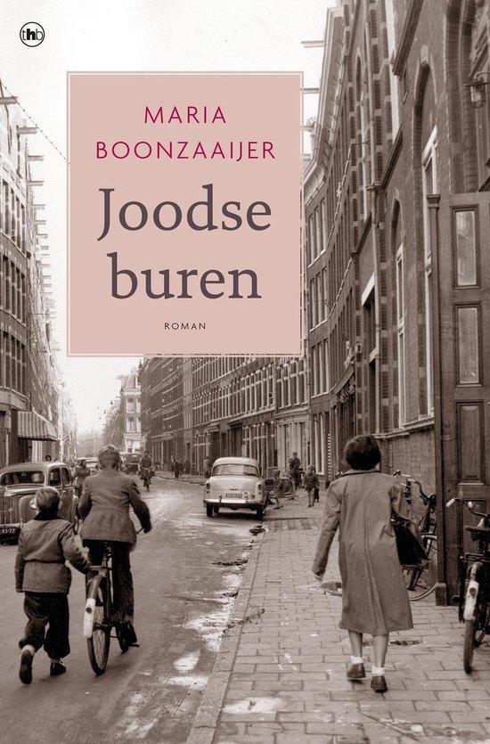 Boek cover Joodse buren van Maria Boonzaaijer