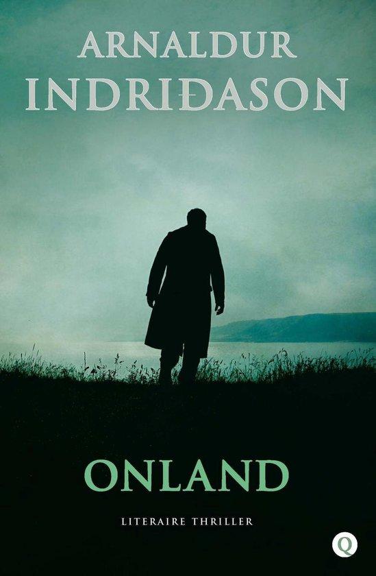 Boek cover Onland van Arnaldur Indridason (Onbekend)