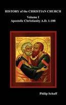 History of the Christian Church, Volume I