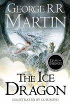 Boek cover The Ice Dragon van George R.R. Martin