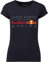Red Bull Racing dames Large Logo shirt 2019 XS