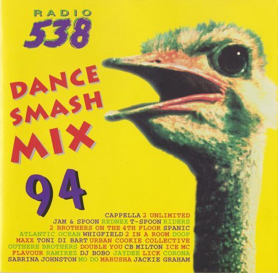 Dance Smash Mix 94