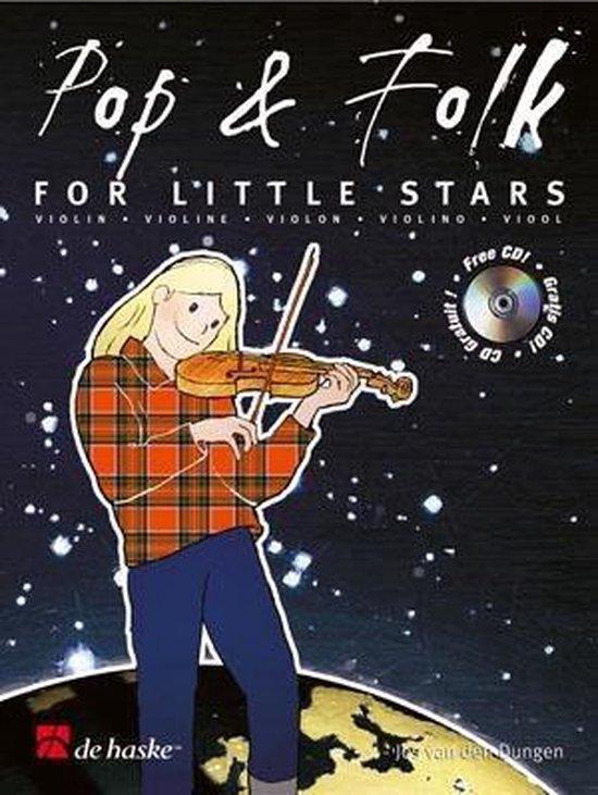 Pop Folk for Little Stars - J. van Dungen | Readingchampions.org.uk