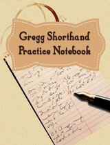Gregg Shorthand Practice Notebook