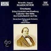 Marschner: Overtures
