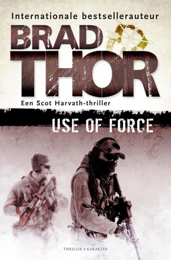 Use of force - Brad Thor pdf epub