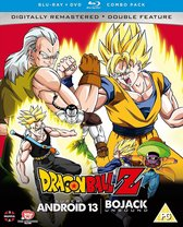 Dragon Ball Z Movie Collection 4: Super Android 13 / Bojack Unbound - DVD/Blu-ray Combo