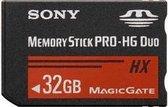 Sony Memory Stick PRO-HG Duo - 32 GB HX