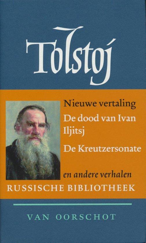 De dood van Ivan Iljitsj / De Kreutzersonate - Lev Tolstoj |