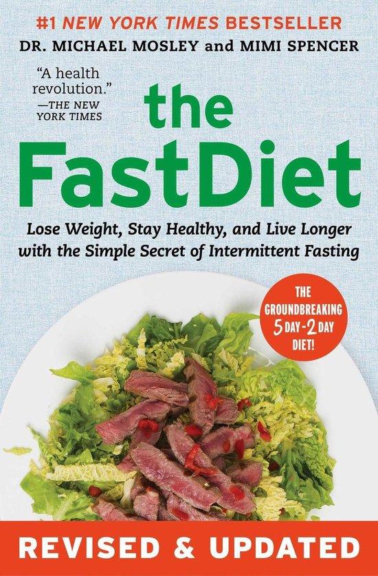 Boek cover The FastDiet - Revised & Updated van Dr Michael Mosley (Onbekend)