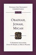 Obadiah, Jonah and Micah