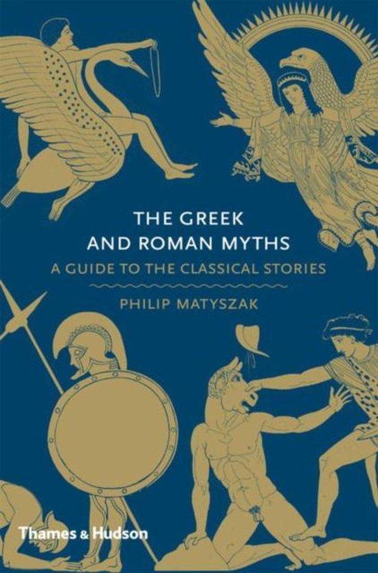 Afbeelding van Greek and Roman Myths