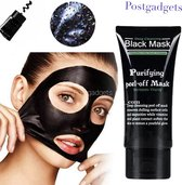 Saizi black head peel off mask tube - 50 ml - mee eters & acne verwijderen