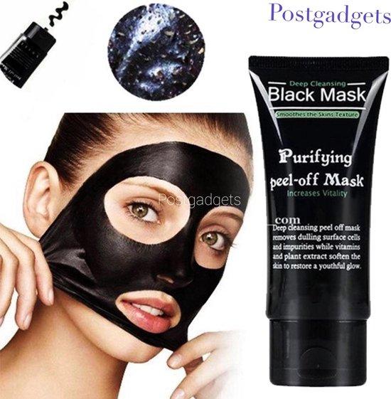 Saizi black head peel off mask tube - 50 ml - mee eters & acne verwijderen