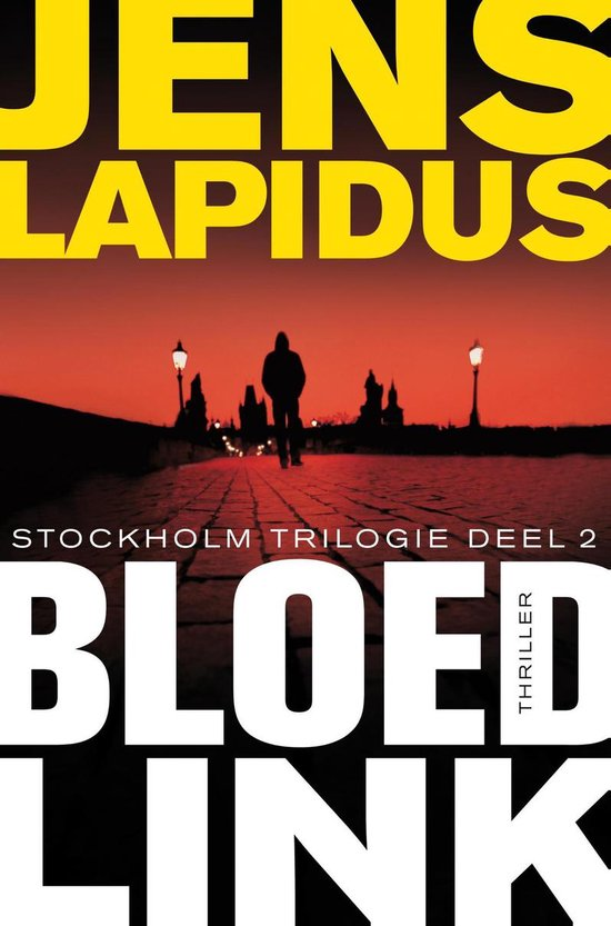 Bloedlink - Jens Lapidus pdf epub