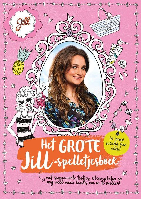 Jill - Het grote Jill-spelletjesboek - Jill Schirnhofer | Fthsonline.com