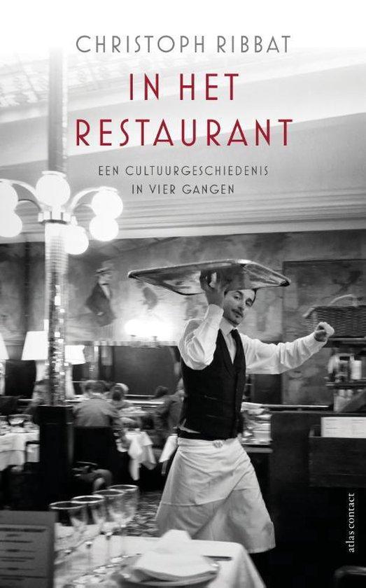 In het restaurant - Christoph Ribbat |