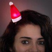Kerstmuts Cap LED Haarclip