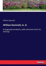 William Gammell, LL. D.