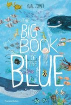 Boek cover The Big Book of the Blue van Yuval Zommer (Hardcover)