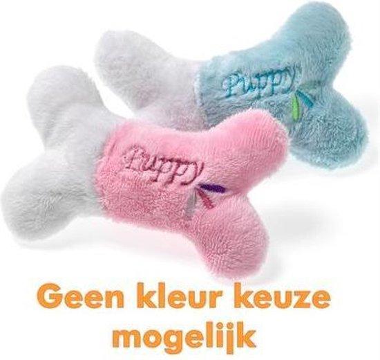 Karlie Puppy Botje Roze Of Lichtblauw 13 cm