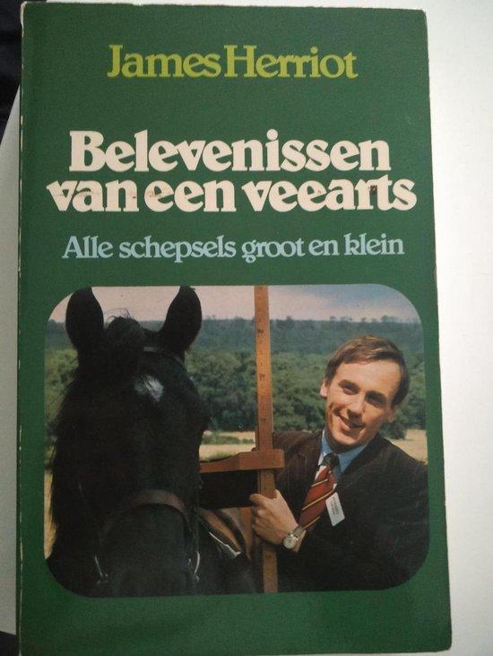 Boek cover 1 Belevenissen van een veearts van J. Herriot (Paperback)