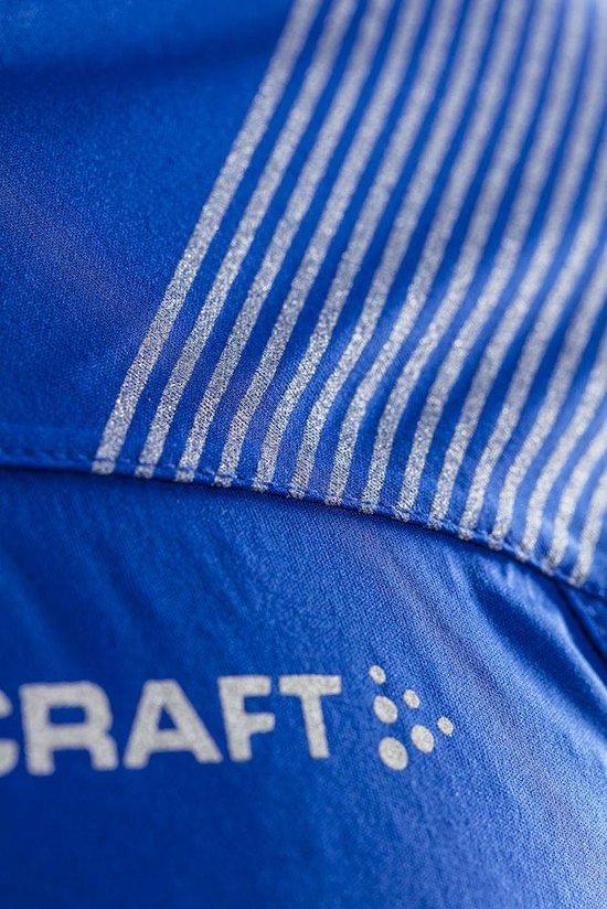 Craft Verve Regenjack - Fietsjack - Maat L - Blauw - Craft