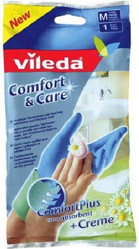 Vileda Handschoen - Comfort & Care Medium